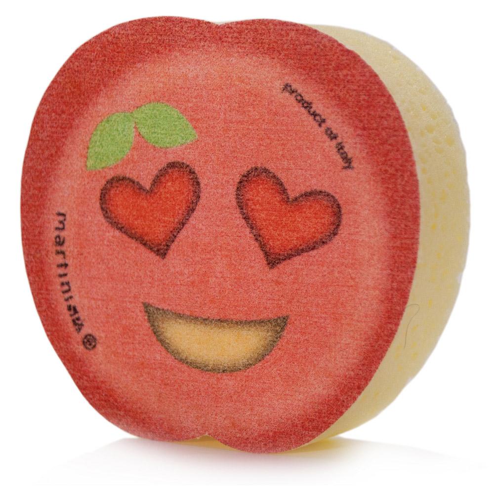 SPUGNA-DA-BAGNO-FRUIT-EMOTICONS---MELA