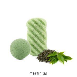 Spugna-Konjac-arricchita-con-te-verde