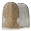 Glove-loofah-Cotton